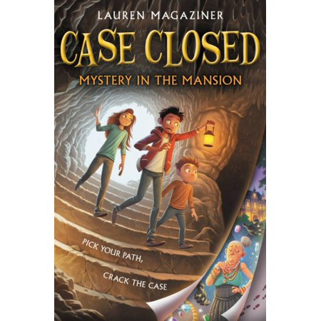 Case Closed: Mystery in the Mansion (Hardcover) - Halloween Escape The Mansion