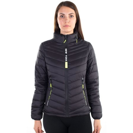 Women's Puffer Jacket with