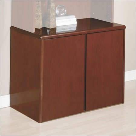 Osp furniture sonoma 2 door credenza for Door 9 sonoma