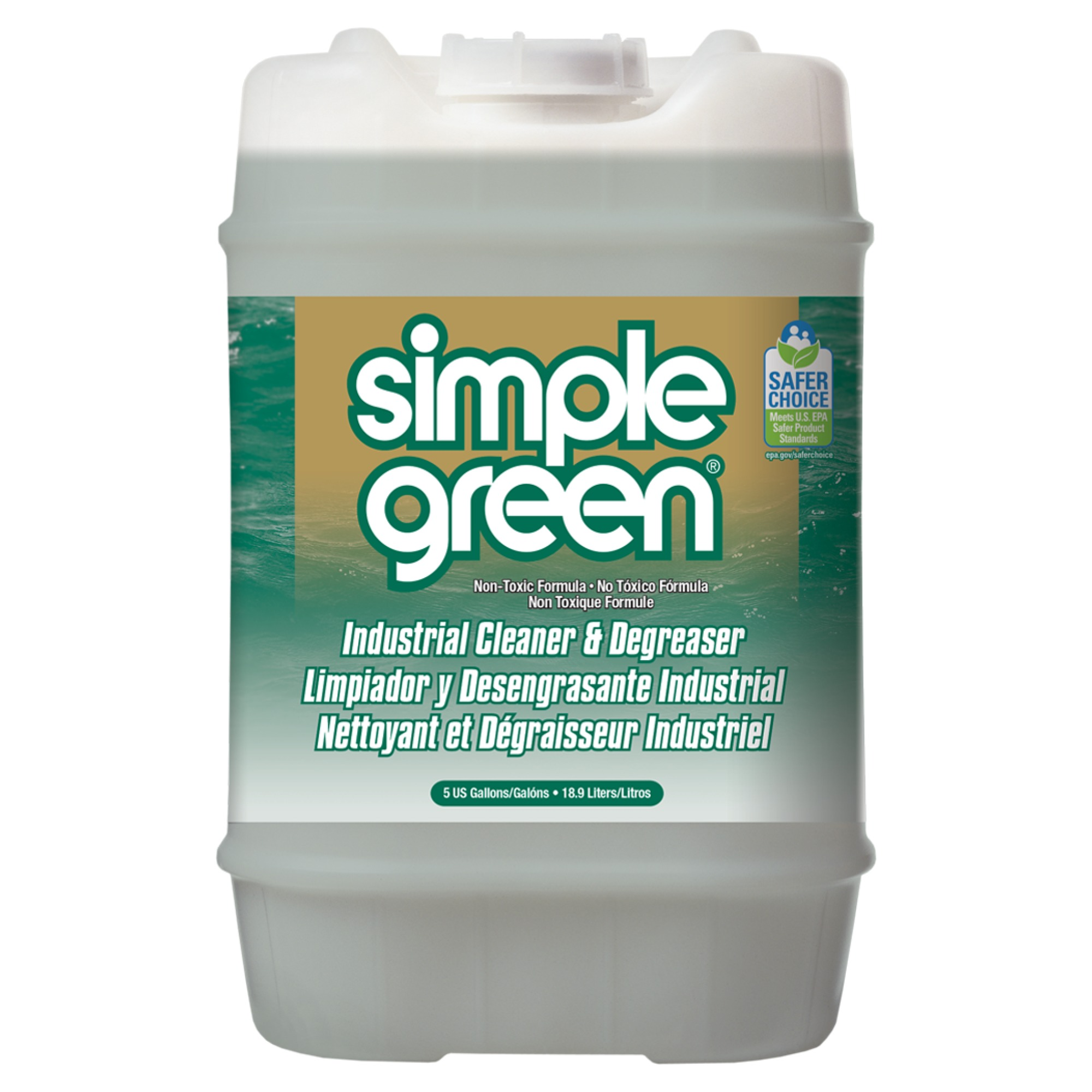 Simple Green 5 gal. Industrial Cleaner Degreaser