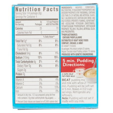 1 2 cup fat free milk nutrition facts