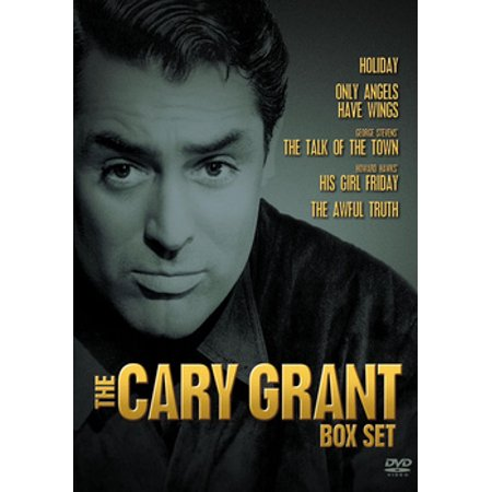 The Cary Grant Box Set (DVD) ()