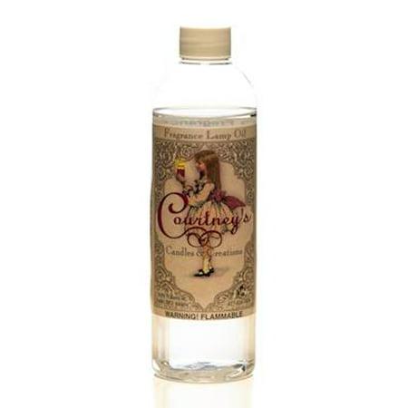 Cinnamon Lamp (Courtneys Candles Fragrance Lamp Oils - 16oz -)