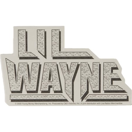 Lil Wayne Sticker (Best Lil Wayne Albums In Order)