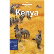 Travel Guide: Lonely Planet Kenya - Paperback