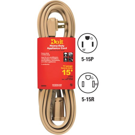 Do It Appliance And Air Conditioner Cord
