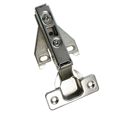 2 Pairs Face Frame Concealed Kitchen Cabinet Door Hinges Full