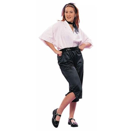 50s Lady Peddle Pusher Costume - Size Ladies Plus 14-20