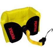 Pentax Floating Wrist Strap for Optio Waterproof Camera - Yellow