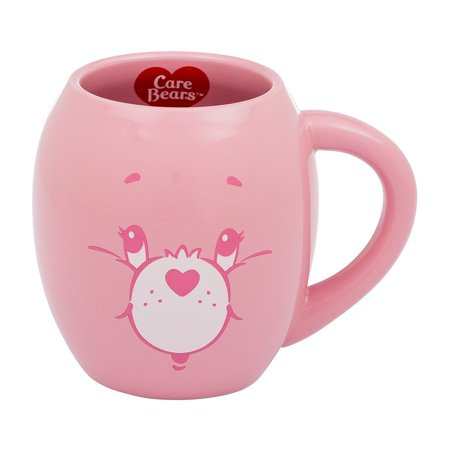 - Care Bears Cheer Bear 18oz Oval Mug