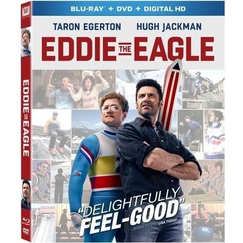 Eddie The Eagle (Blu-ray + DVD + Digital HD) (With INSTAWATCH)