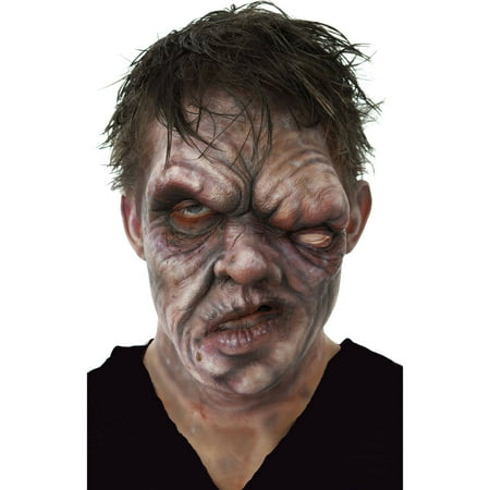 Apocalyptic Foam Latex Prosthetic Adult Halloween Accessory - Post Apocalyptic Costumes