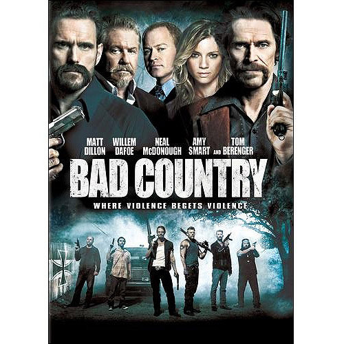 Bad Country (With INSTAWATCH) (Anamorphic Widescreen)