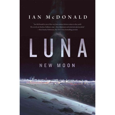 Luna: New Moon by
