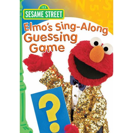 Sesame Street: Elmo's Sing-Along Guessing Game (Vudu Digital Video