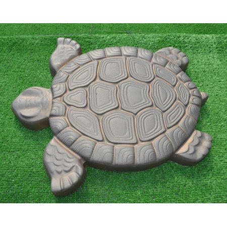 Turtle Stepping Stone Mold Concrete Stepping Road DIY Stone Molds Outdoor  Decorative Stone Walk Maker