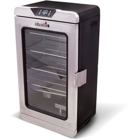 Landmann Smoky Mountain 26 Quot Vertical Electric Smoker Steel
