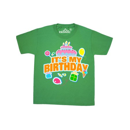 It's My Birthday Youth T-Shirt (Today It's My Birthday)