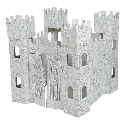 IN-13737721 Color Your Own Castle Playhouse
