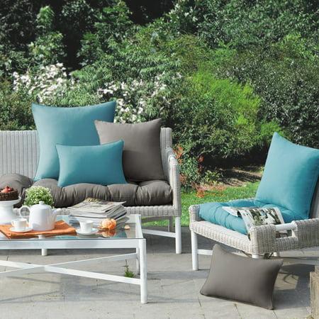 - Home Essence Grove Solid 3M Scotchgard Outdoor Seat Cushion