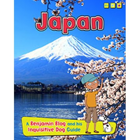 Japan: A Benjamin Blog and His Inquisitive Dog Guide (Country Guides with Benjamin Blog and his Inquisitive Dog) (Paperback) - Dog With A Blog Halloween Cast