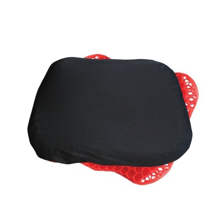 Gel Seat Cushion Orthopedic Coccyx Tailbone Pillow Honeycomb Design Egg Sitter Flex Back Support Pad (Wheelchair Pad)