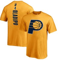 Victor Oladipo Indiana Pacers Fanatics Branded Youth Team Backer Name & Number T-Shirt - Gold