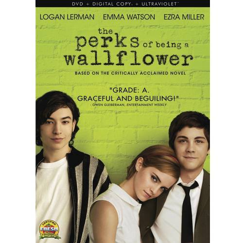 PERKS OF BEING A WALLFLOWER (DVD W/DIGITAL COPY/ULTRA VIOLET)
