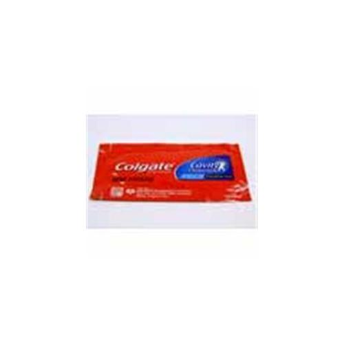 Colgate 361969 Colgate Cavity Protection Toothpaste Packet- Case of 1000