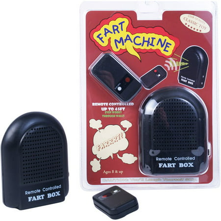 Classic Game Collection Remote Control Fart Machine