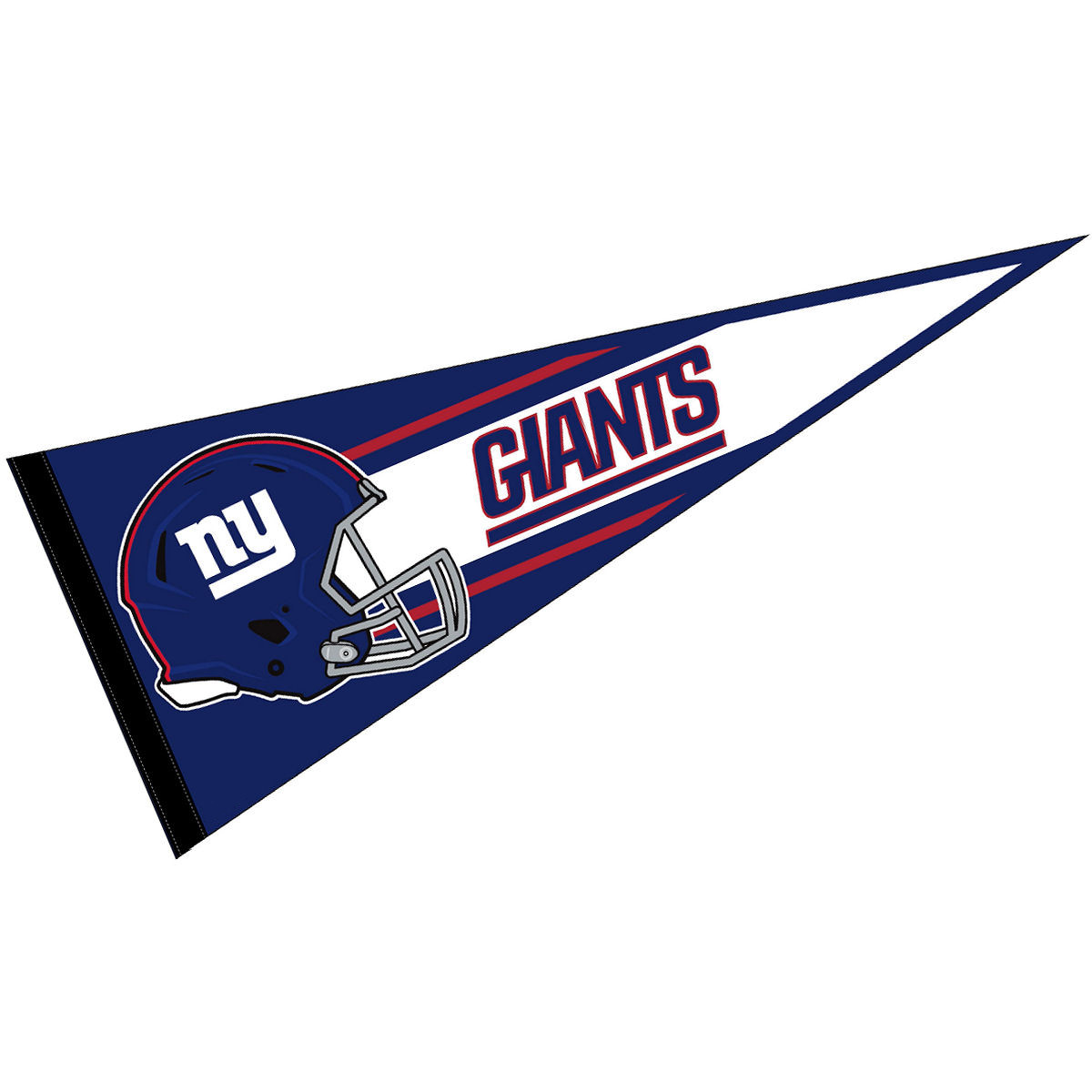 NFL New York Giants Helmet Full Size Pennant
