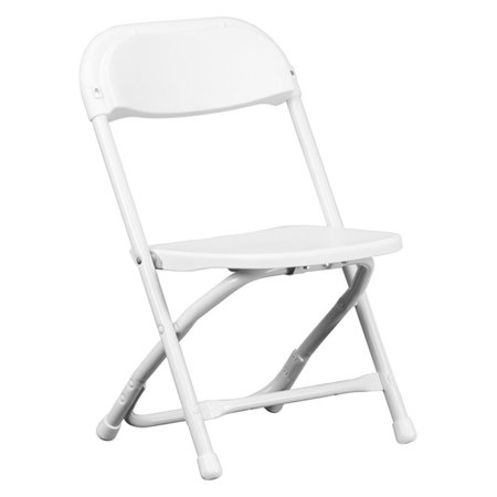 Flash Furniture Kids Plastic Folding Chair