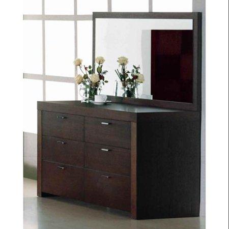 Traxler Bedroom Dresser Mirror Set