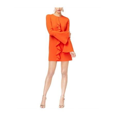 Rachel Zoe Womens Monner Ruffled A-line - Zoe Ltd Dress