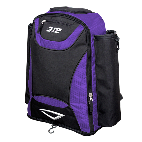 3N2 Revo Baseball Bat Pack, Purple