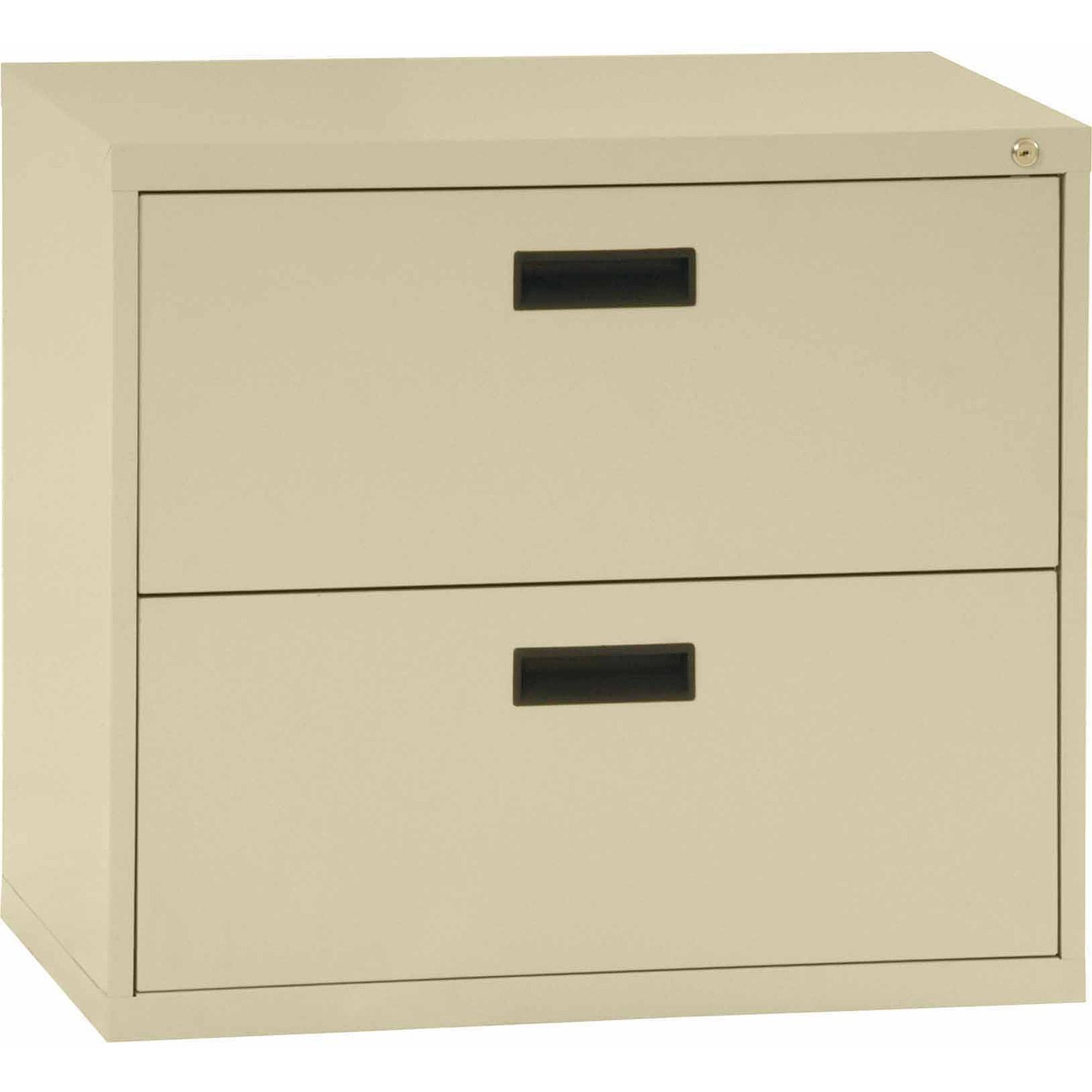 Gentil Sandusky 400 Series 2 Drawer Lateral File Cabinet   Walmart.com