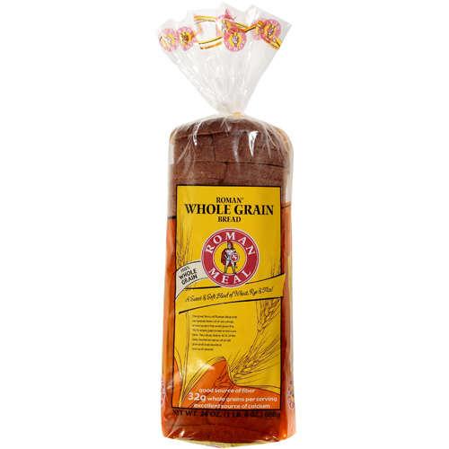 Roman Meal: Whole Grain Bread, 24 oz