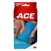 ACE Brand Reusable Cold Compress, Large, Blue, 1/Pack