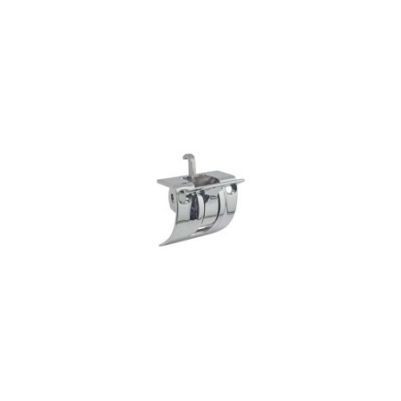 Ford Thunderbird Convertible Top (MACs Auto Parts  66-36936 - Ford Thunderbird Convertible Top Latch Assembly, Includes Chrome Handle & J Hook)