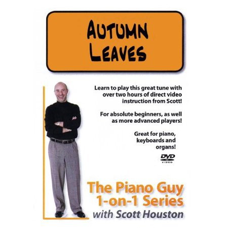 The Piano Guy 1-On--1 Series: Autumn Leaves (DVD)