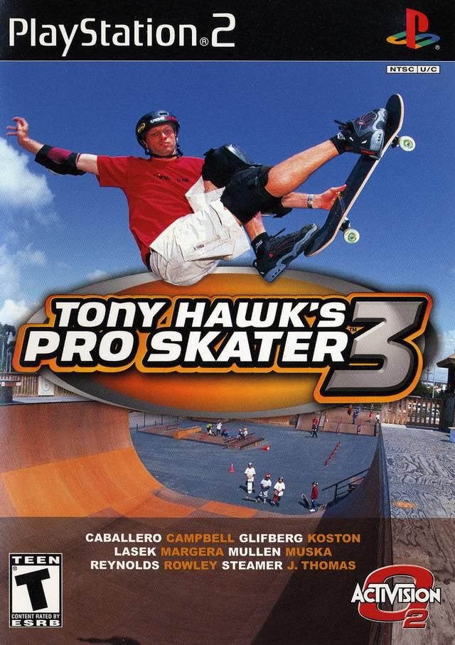 Tony Hawk's Pro Skate 3