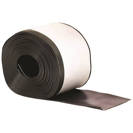 - M-D Products 93146 Black Cove Wall Base Vinyl Rolls, 4