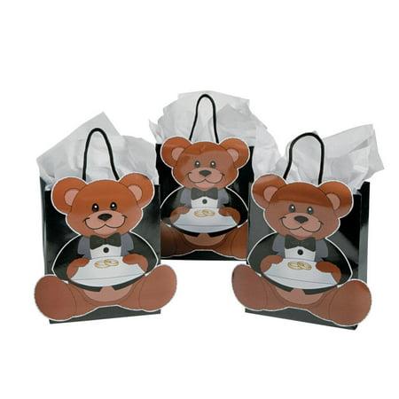 Ring Bearer Gift Bags](Ring Bearer Badge)