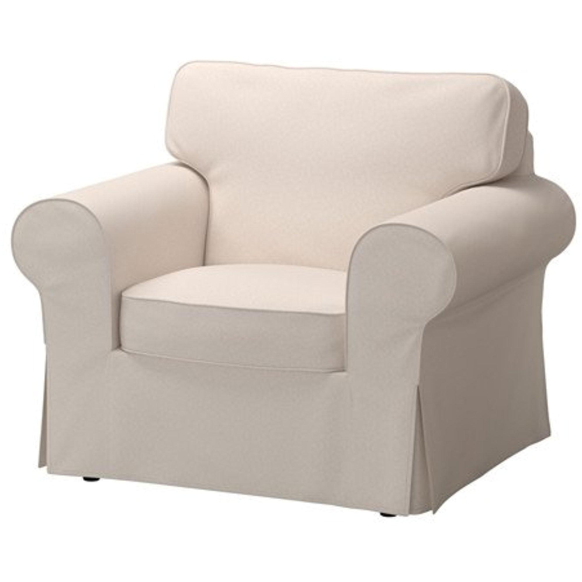 Ikea Chair cover, Lofallet beige 228.8520.3422
