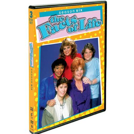 The Facts Of Life  Season Six