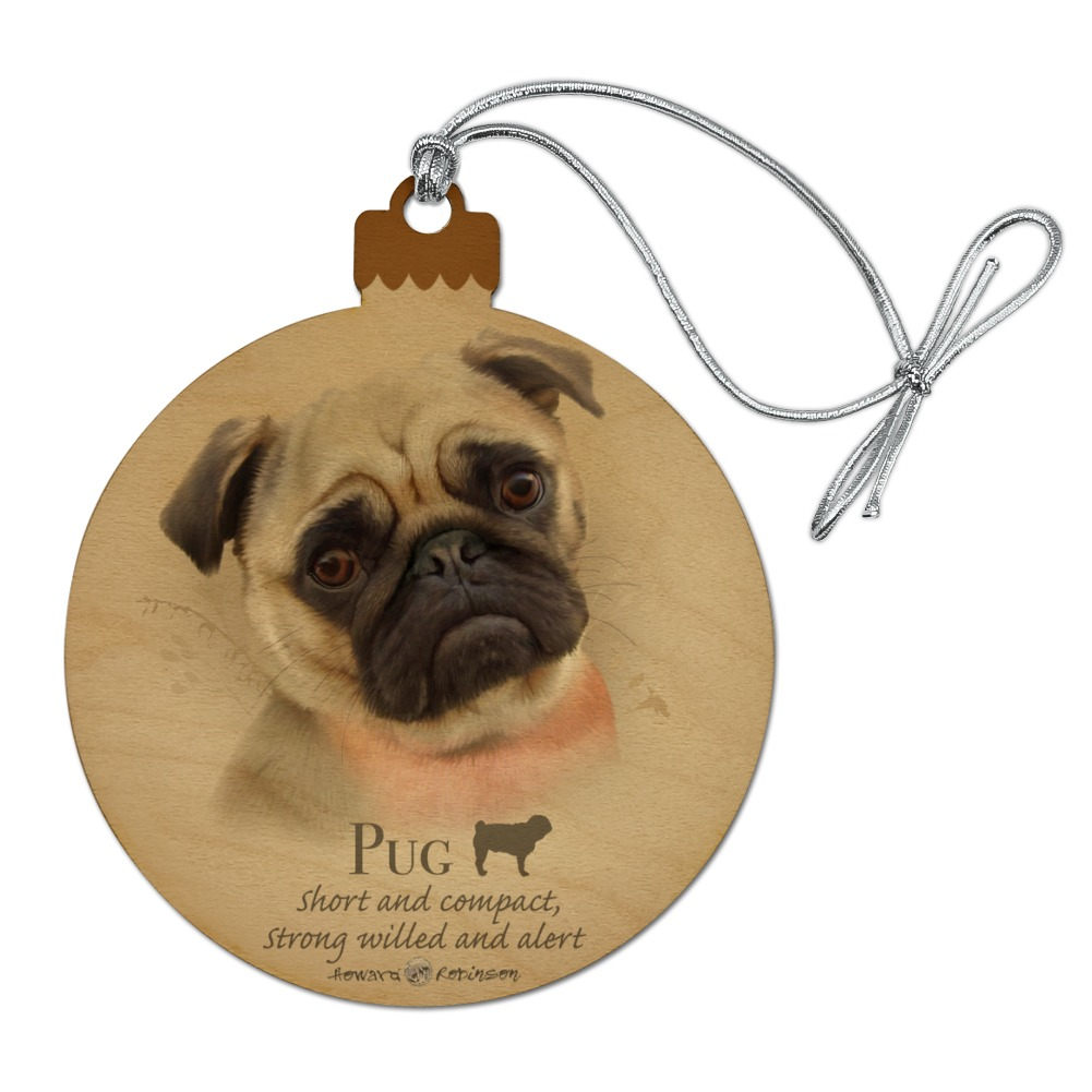 Key board Keyboard also for Dog Leashes with Pug Dog Dog Breed Gift