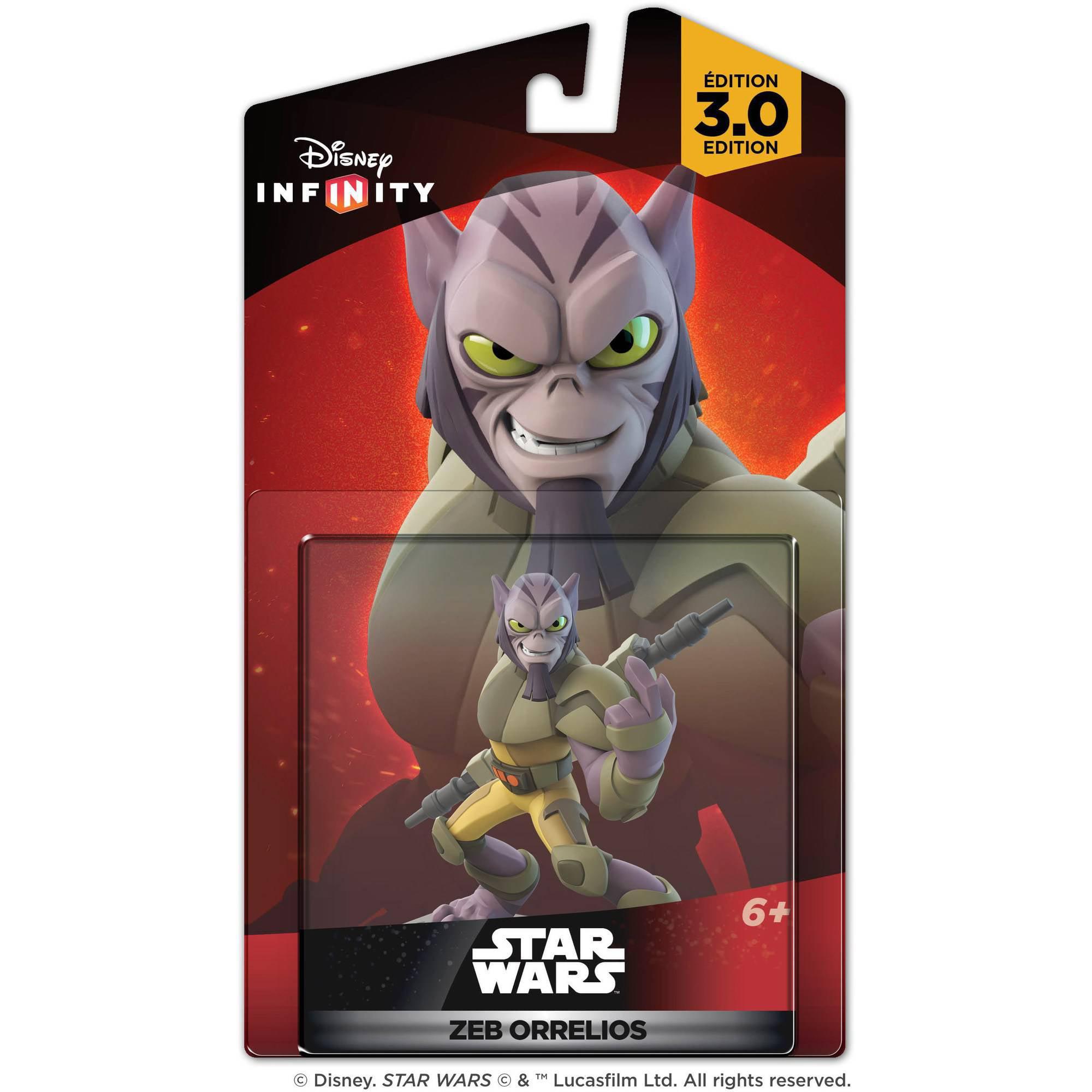 Disney Infinity 3.0 Star Wars Zeb Figure (Universal)