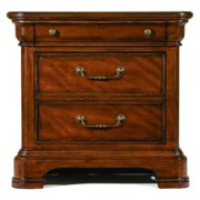 Legacy Classic Evolution 3 Drawer Nightstand