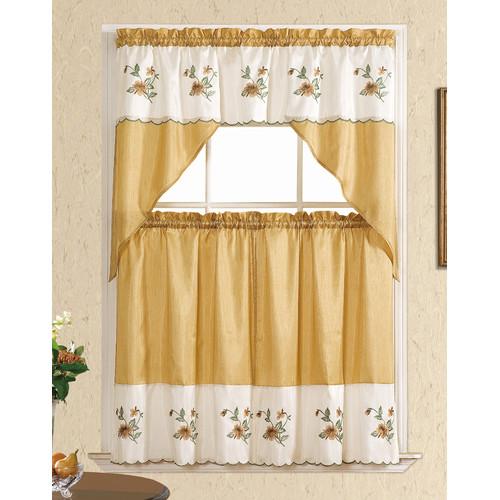Kashi Home Sally Window Treatment Set by Kashi Home