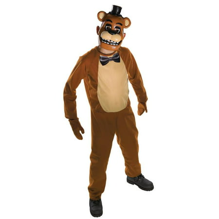 Rubies Five Nights at Freddy's Freddy Boys Halloween Costume](Halloween Costumes At Walmart)